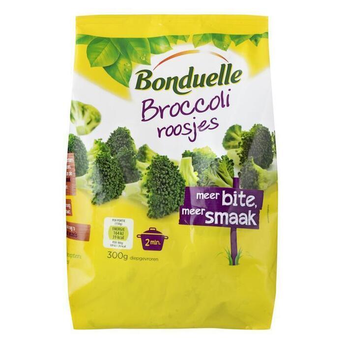 Broccoli roosjes (Stuk, 300g)