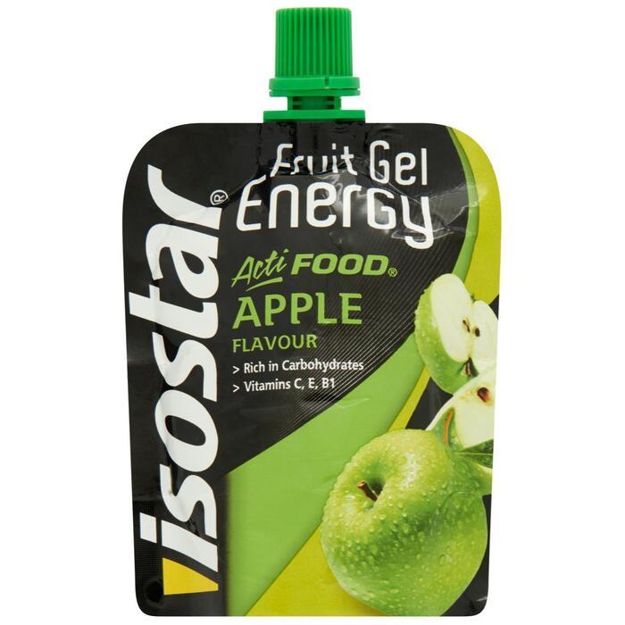 Isostar Acti Food Fruit Gel Energy Apple 90g (90g)