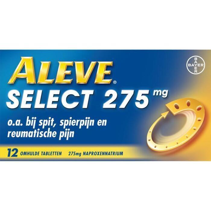 Aleve Select 275 mg (blister)
