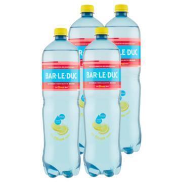 Bar-le-Duc Natuurlijk Mineraalwater Bruisend met Citroen Smaak 6 x 1, 5L (1.5L)