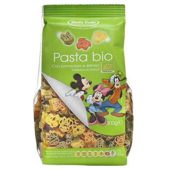 Dalla Costa Pasta Disney tricolore (300g)