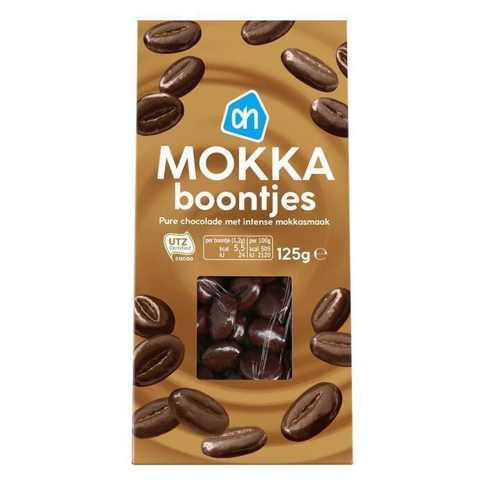Mokka Boontjes (125g)