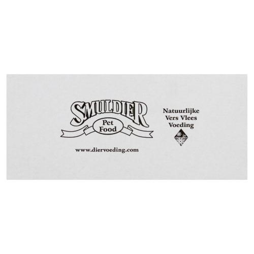 Smuldier Kip Aanvullend Diervoeder 12 x 400 g (12 × 400g)