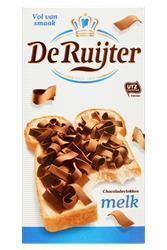 Chocoladevlokken melk (doos) (Stuk, 300g)