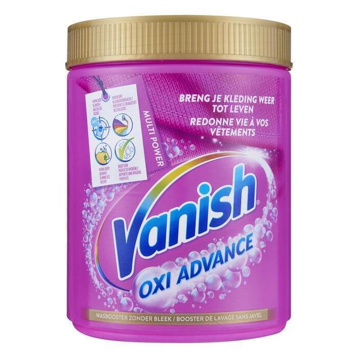 Vanish Oxi advance multi power color powder (840g)