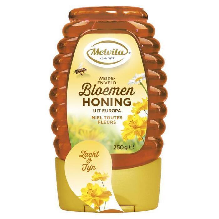 Melvita Europese Bloemenhoning (250g)