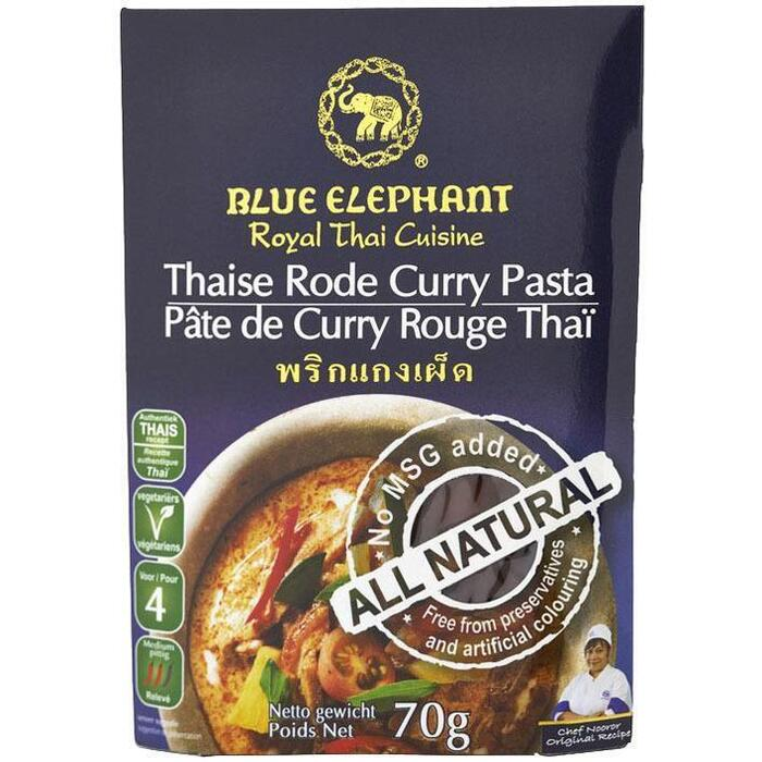 Thaise Rode Curry Pasta 70 g (70g)