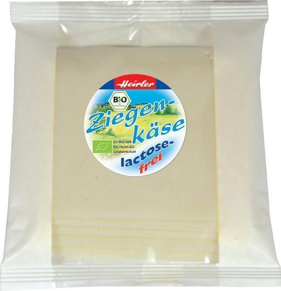 Geitenkaas lact.vrij (plastic, 120g)