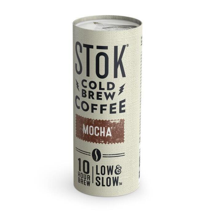 SToK Mocha cold brew coffee (230ml)