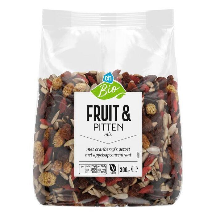 AH Biologisch Fruit & pitten mix (300g)