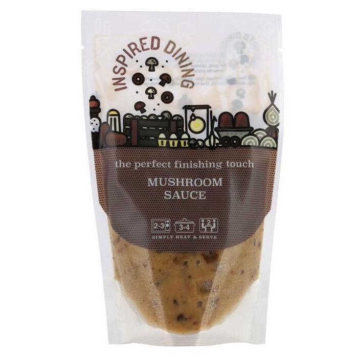 Inspired Dinning Mushroom sauce (8 × 200g)