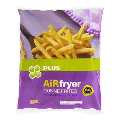 Airfryer dunne frites (750g)