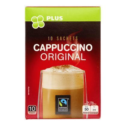 Cappuccino sticks 10 st Fairtrade (125g)