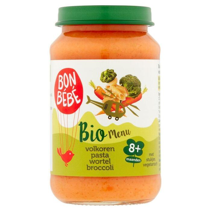 Bonbébé M0802 Pasta broccoli wortel (200g)