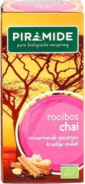 Rooibos chai builtjes (20 st.)