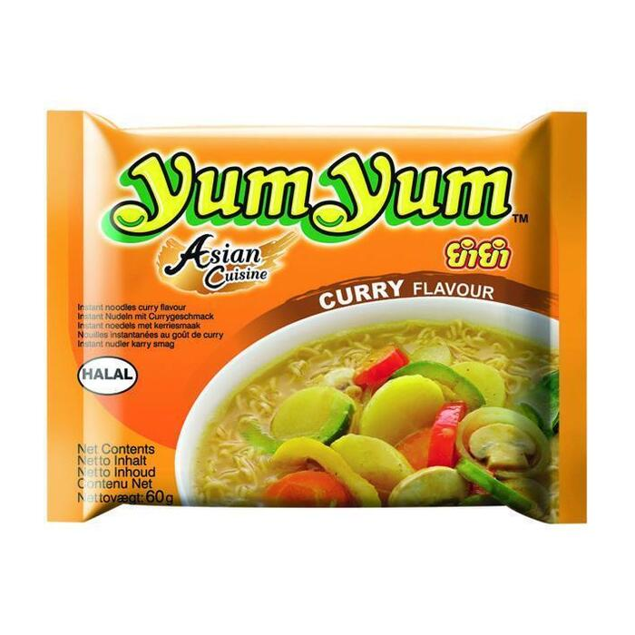 Noodlesoep curry (60g)