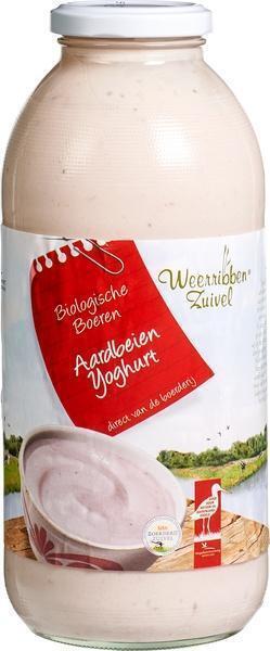 Aardbeienyoghurt (1L)