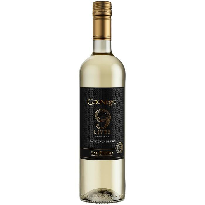 9 Lives sauvignon blanc reserve (rol, 0.75L)
