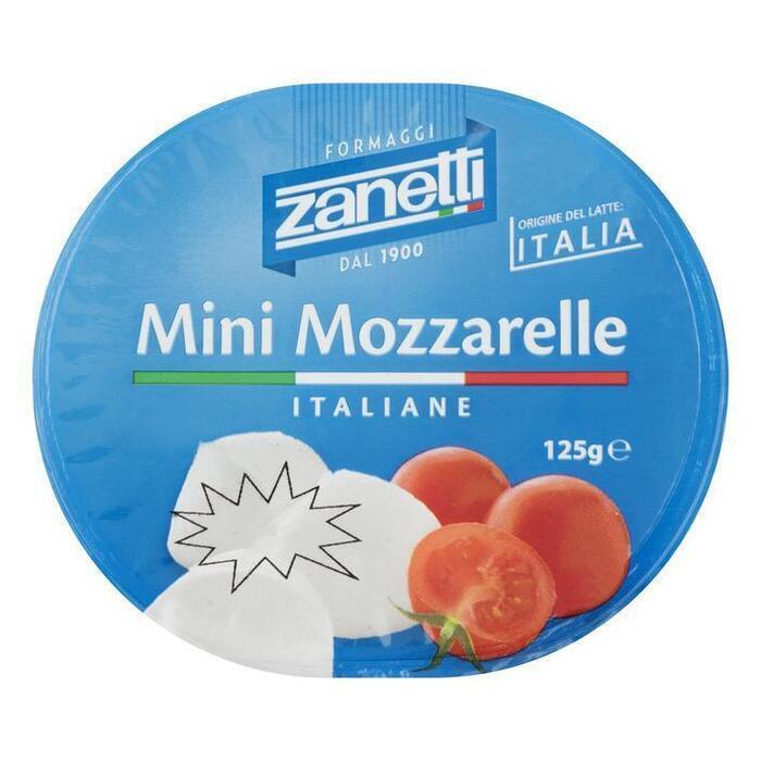 Zanetti Mini mozzarelle (275g)