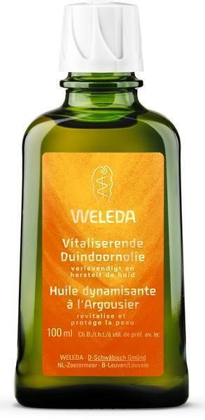 Duindoorn huidolie (vitaliserend) (100ml)
