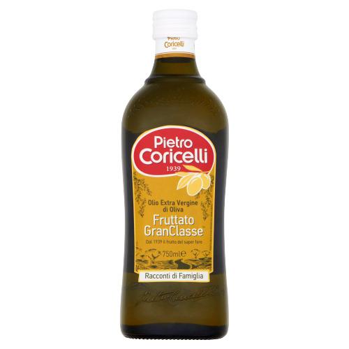 Pietro Coricelli Olio Extra Vergine di Oliva Fruttato GranClasse 750 ml (0.75L)