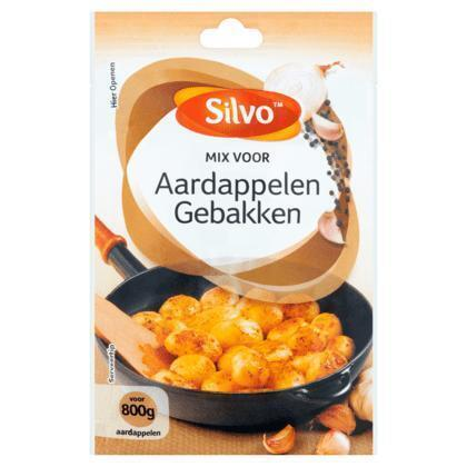 Mix aardappel gebakken (36g)