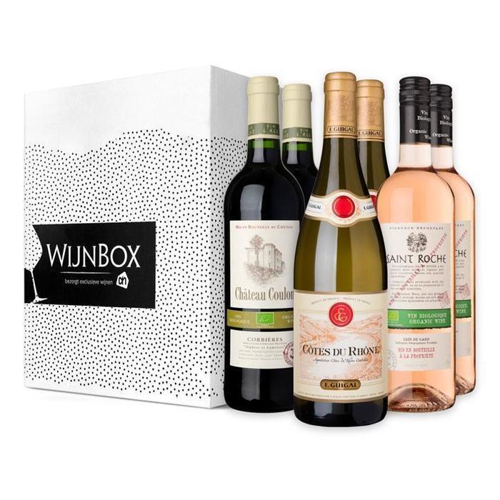 De beste van de klas wijnbox (6 × 4.5L)