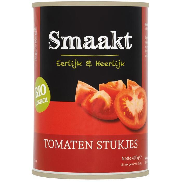 Tomaten Stukje (Stuk, 400g)