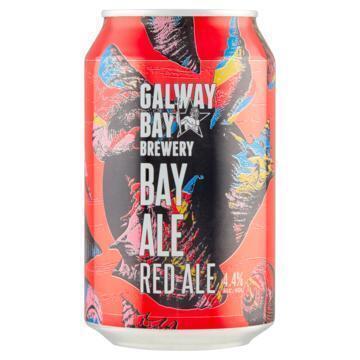 Galway Bay Brewery Bay Ale Red Ale Blik 330 ml (33cl)