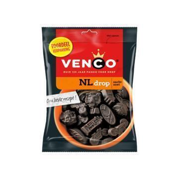 Venco Nederlandse drop (425g)