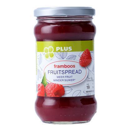 Fruitspread framboos (310g)