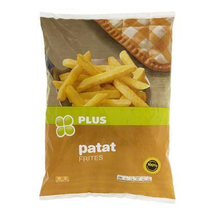 Patat, Frites (zak, 1g)