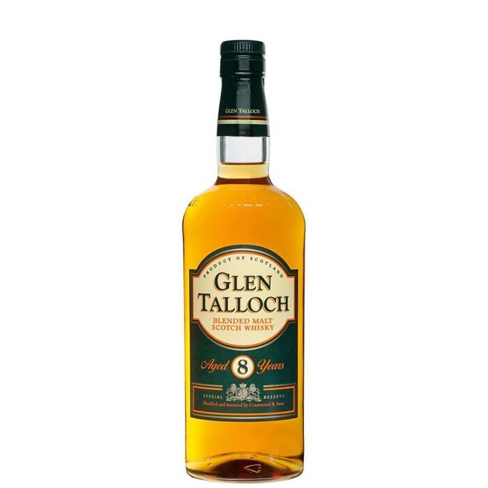 Glen Talloch Malt whiskey (rol, 70 × 0.7L)