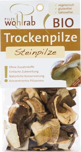 Steinpilze Getrocknet (zak, 20g)