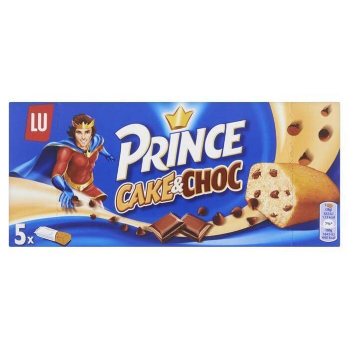 Prince cake & choc (Stuk, 5 × 150g)