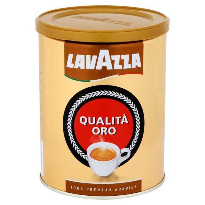 LavAzza, Qualità Oro (blik, 250g)