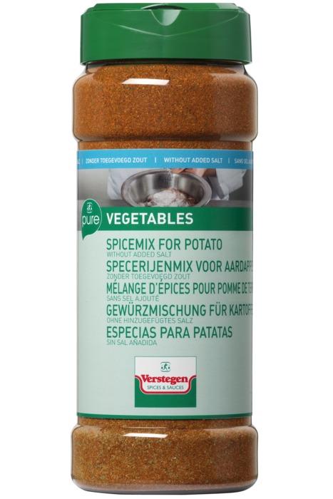 Verstegen Pure specerijenmix voor aardappelen 300 g jar (300g)