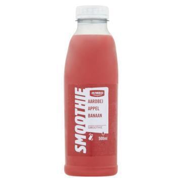 Jumbo Aardbei Appel Banaan Smoothie 500 ml (0.5L)