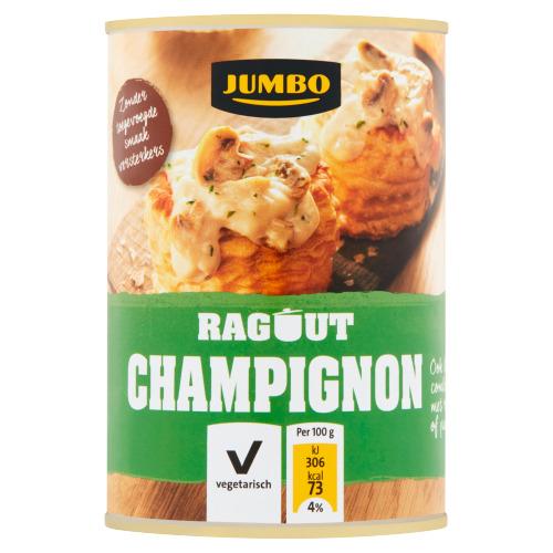 Jumbo Ragout Champignon 400 g (400g)