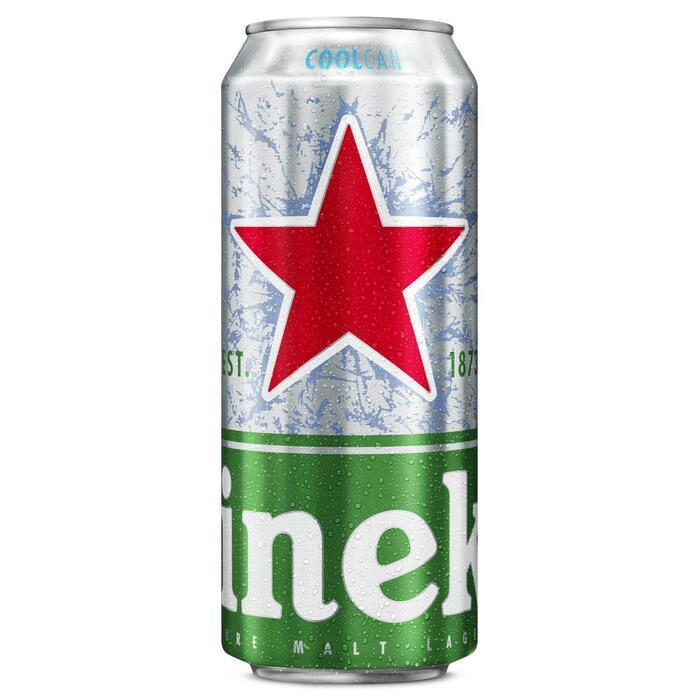Heineken Pilsener (rol, 50 × 0.5L)