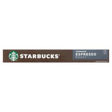 Starbucks® Espresso Roast by Nespresso® Dark Roast 10 Capsules (57g)