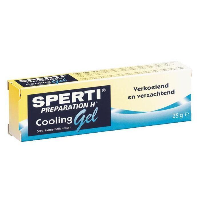 Sperti Cooling gel (25g)