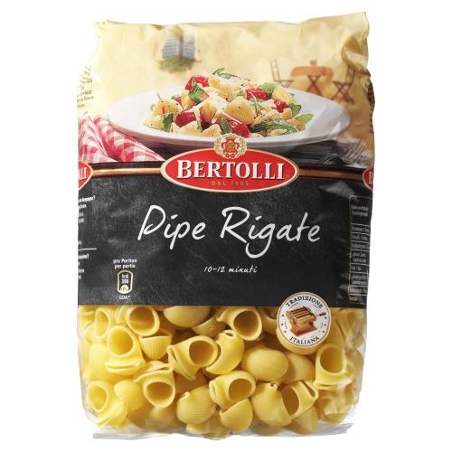 Bertolli Pasta Pipe Rigate 500G 10x (500g)