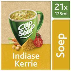UNOX CUP-A-SOUP INDIASE KERRIE (bak, 21 × 3.68L)