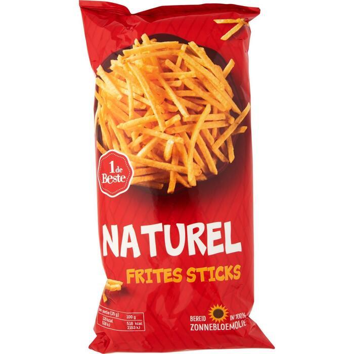 Chips frites sticks naturel (150g)