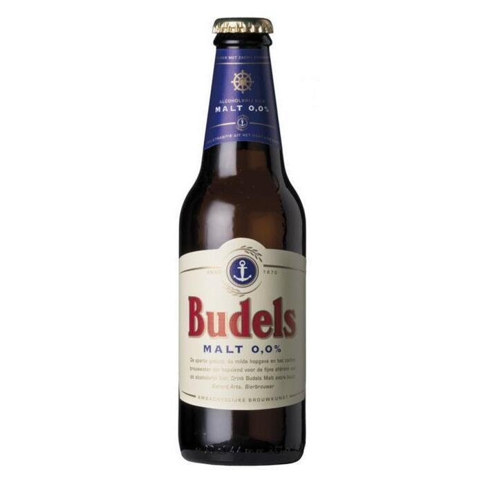 Budels Malt 0.0% (glas, 30cl)