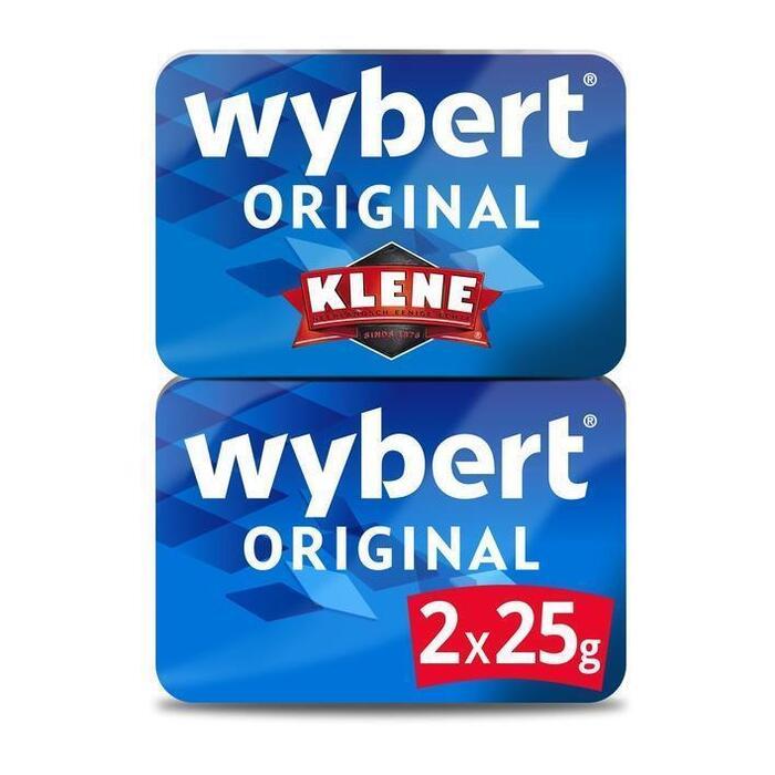 Wybert Original 2-pack (2 × 25g)