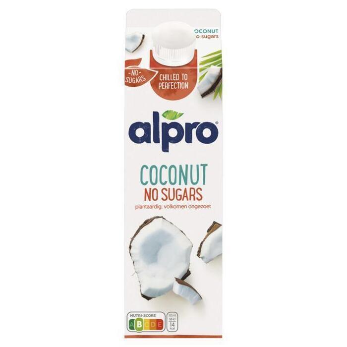 Alpro Fresh drink coconut zonder suikers (1L)