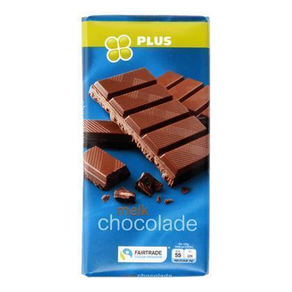 Tablet melk Fairtrade (tablt, 200g)