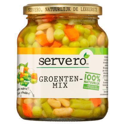 Servero Groentenmix (330g)